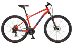 "GT AGGRESSOR 27,5"" COMP (2020) RED"