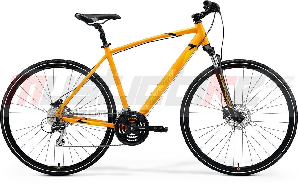 Merida CROSSWAY 20 (2021) Silk Orange(Yellow)